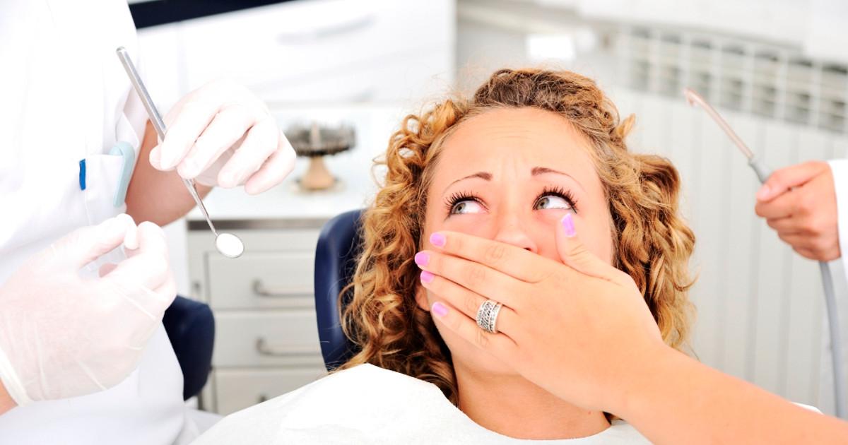 Как перестать не бояться стоматолога: способы